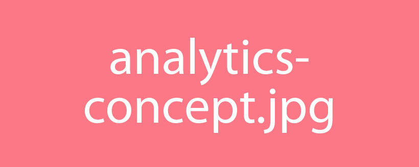 Website and mobile analytics concept